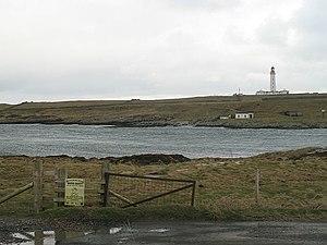 Orsay, Inner Hebrides - Orsay seen from Port Wemyss, south-east of Portnahaven