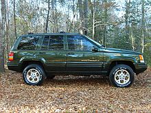 Px Orvis on 1995 Jeep Grand Cherokee Limited