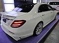 Osaka Auto Messe 2017 (314) - Mercedes-Benz E200 AVANTGARDE Sports (W213) tuned by M'z SPEED.jpg