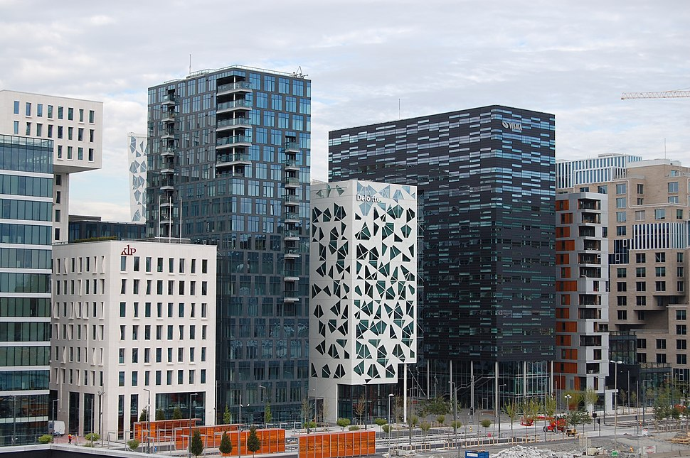 Oslo - office blocks (13967707947)