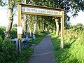 Ostfriesland-Äquator zwischen Sandhorst und Plaggenburg.JPG
