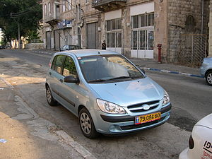 Our rental car and trusted companion for the p...
