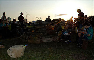 Out of the Ordinary Festival - Image: Out Of The Ordinary Sunset