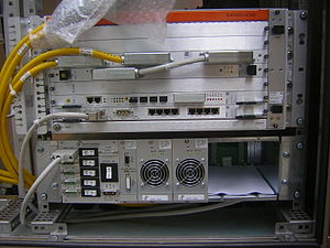 Digital subscriber line - Example of a DSLAM from 2006