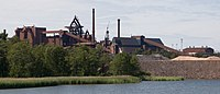 Ovako iron and steel mill in Koverhar, Hanko.jpg