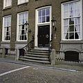 Overzicht toegang ter linker zijde van de middenrisaliet - Utrecht - 20336916 - RCE.jpg