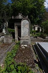 Tomb of Lecomte