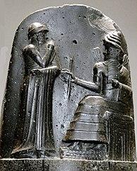 Hammurabi, Rey de Babilonia