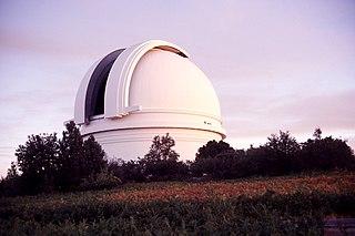 Hale Telescope Telescope at Palomar Observatory in California, USA