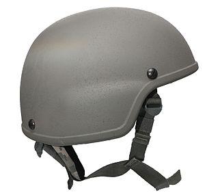 Enhanced Combat Helmet (United States) - ECH prototype