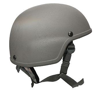 Combat helmet - Image: PEO Soldier Enhanced Combat Helmet profile