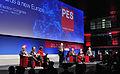 PES-Kongress mit Bundeskanzler Werner Faymann in Rom (12900055034).jpg