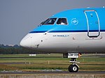 PH-EZM KLM Cityhopper Embraer ERJ-190STD (ERJ-190-100) taxiing, 25august2013 pic-5.JPG