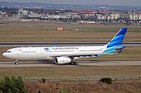 PK-GPR - A333 - Garuda Indonesia