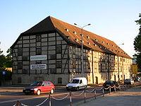 """Muzeum """"Spichlerz"""""""