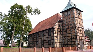 Leszno - Former Calvinist church dating back to the 17th century
