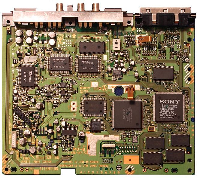 File:PSX mainboard.jpg