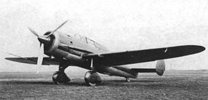 PZL.46 Sum - First prototype of the PZL.46