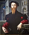 Painting - Portrait of Bartolomeo Panciatichi by Bronzino.jpg