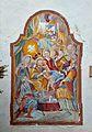 Painting nativity scene, Fladnitz.jpg