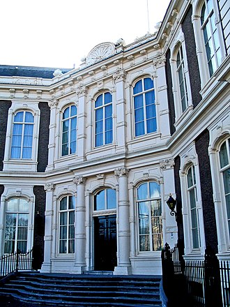 Council of State (Netherlands) - The Kneuterdijk Palace, The Hague, seat of the Council of State