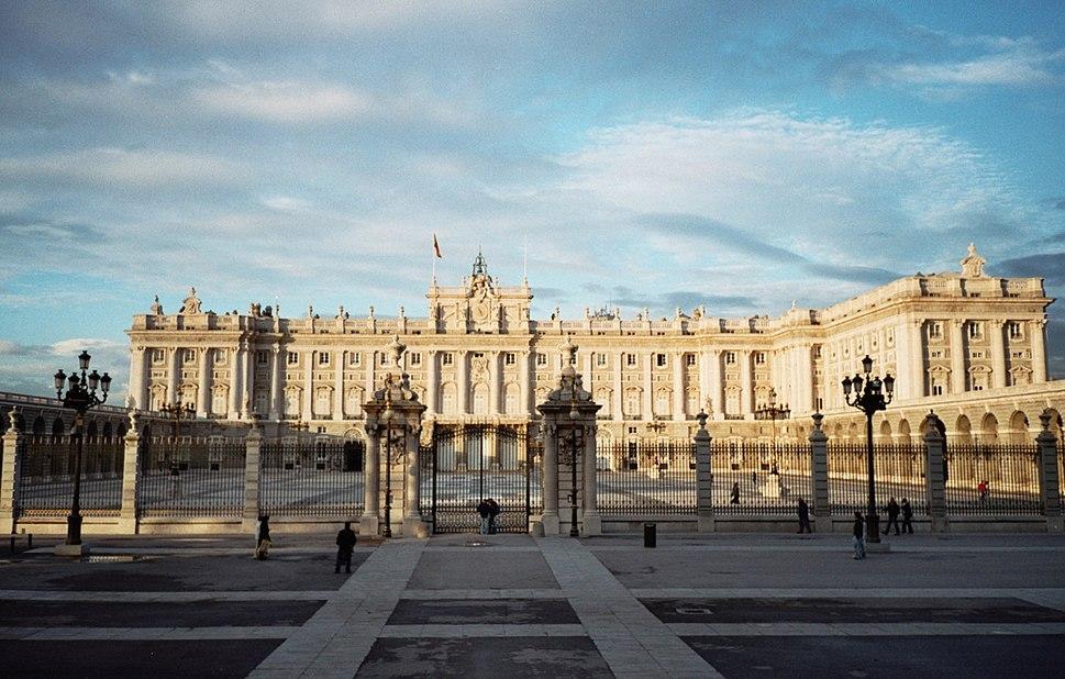 Palacio Real, Madrid 7