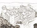 Palais des Papes d'Avignon par Joseph ROSIER.jpg