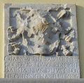 Palazzo pretorio di fiesole, stemma salviati 1536.JPG
