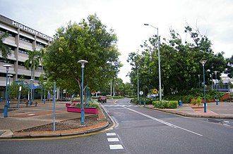 Palmerston, Northern Territory - Palmerston central business district