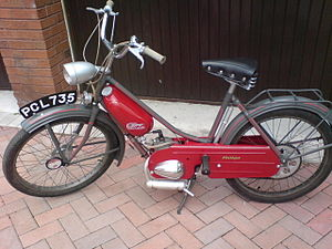 Phillips Cycles - 1960 Mark 1 Phillips Panda