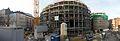 Panorama Baufortschritt ~ Baustelle Aquis Plaza ~ Januar 2015 (1).JPG