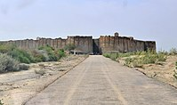Panorama of Naukot Fort.jpg