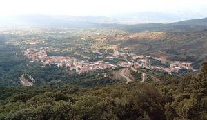 Triei - Panorama of Triei