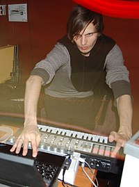 Picture of a band or musician: Pantha Du Prince