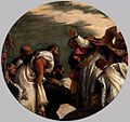 Paolo Veronese - St Nicholas Named Bishop of Myra - WGA24833.jpg