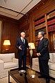Papandreou Papademos - Ceremony for the official handover - 11 November 2011 (12).jpg
