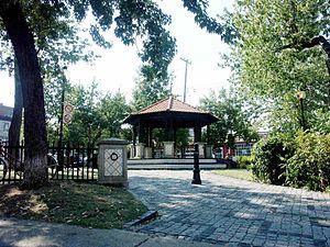 Little Portugal, Montreal - Parc du Portugal