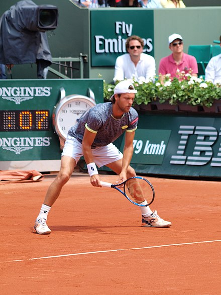 Sousa at the 2017 French Open 2885403ad