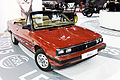 Paris - Retromobile 2013 - Renault Alliance cabriolet - 1986 - 101.jpg