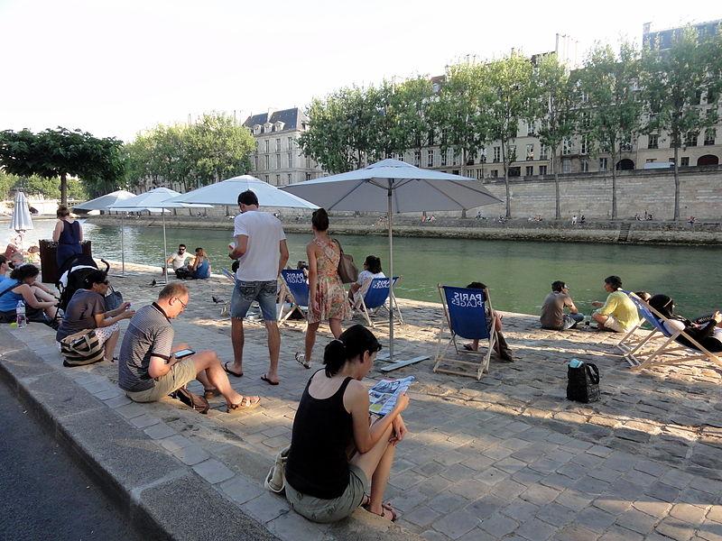 O que vestir em julho em Paris?