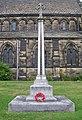 Parish War Memorial - St Mary's Church, Church Lane - geograph.org.uk - 903890.jpg