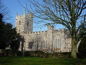 Silverton, Devon - Silverton parish church