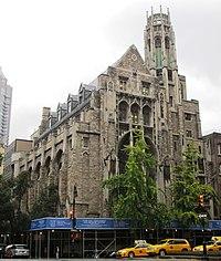 Park Avenue Baptist Central Presbyterian 593 Park Avenue.jpg