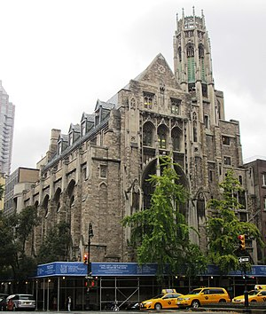 Evangelical Presbyterian Church (United States) - Central Presbyterian Church in New York City
