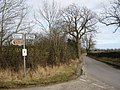 Park House Lane near Heighington - geograph.org.uk - 1758364.jpg