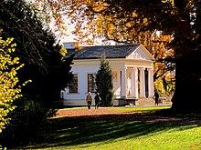 Парк-ан-дер-Ильм, Römisches Haus, Веймар.JPG