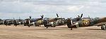 Parked Spitfires (5926615065).jpg