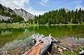 Parku Kombëtar Bjeshkët Nemuna , Liqeni i madh ne Liqenat.jpg
