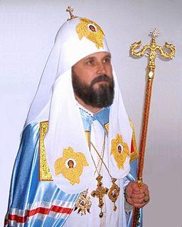 Moses (Kulik) Patriarch of Ukrainian Autocephalous Orthodox Church Canonical