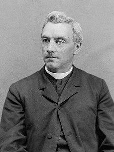 Patrick Francis Healy American Jesuit educator